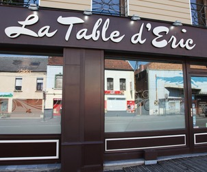 La table d'Eric - Louvroil