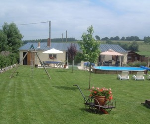 "Camping Eden Avesnois ""Naturiste"" - Boulogne-sur-Helpe"